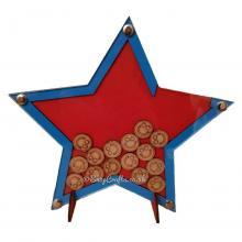 Children's star reward drop box