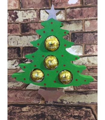FREESTANDING Christmas TREE confectionery holder - Ferrero Rocher