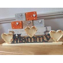 Mammy Photo frame on stand - Any centre stand wording
