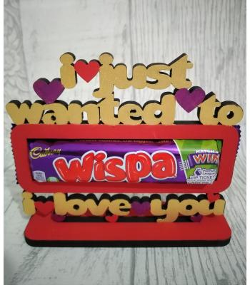Novelty Confectionery/Chocolate holder - WISPA
