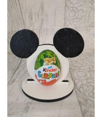 Easter - Kinder Egg confectionery holder - Mickey Mousedesign