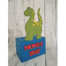 Money box - Dinosaur design OTHER DESIGNS AVAILABLE!