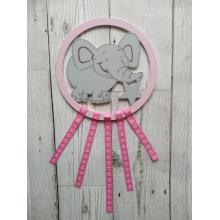 Mini Dream Catcher - Elephant design MORE DESIGNS AVAILABLE