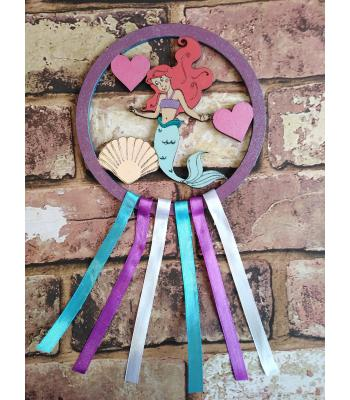 Mini Dream Catcher - Mermaid design MORE DESIGNS AVAILABLE