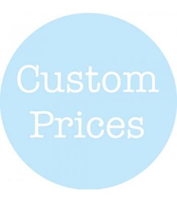 Claire's Creative Bow Holders - Custom Prices