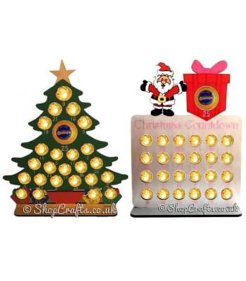 SPECIAL OFFER on 2 Ferrero Rocher Advent Calendars *More Designs Available*