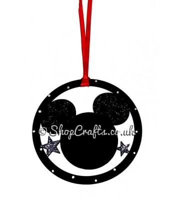 Mickey Mouse Hanging Mini Dream Catcher