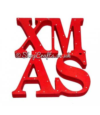 XMAS Decoration - 18mm Thick Freestanding