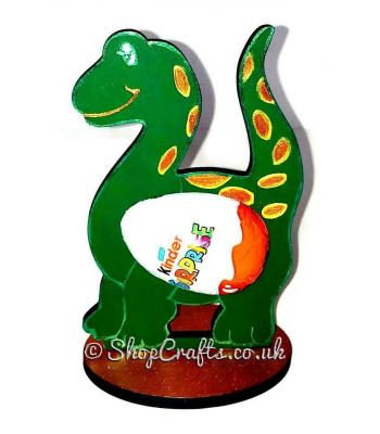 Reusable Easter kinder egg holder - Dinosaur version *OTHER DESIGNS AVAILABLE*