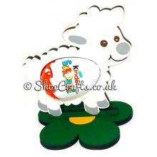 Reusable Easter kinder egg holder - Sheep version *OTHER DESIGNS AVAILABLE*