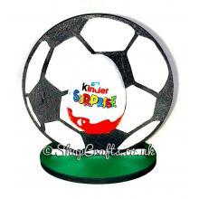Reusable Easter kinder egg holder - Football version *OTHER DESIGNS AVAILABLE*