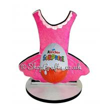 Reusable Easter kinder egg holder - Tutu version *OTHER DESIGNS AVAILABLE*