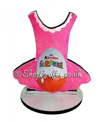 Reusable Easter kinder egg holder - Tutu version *OTHER DESIGNS AVAILABLE*