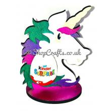Reusable Easter kinder egg holder - Unicorn version *OTHER DESIGNS AVAILABLE*