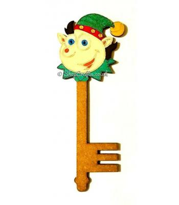 Christmas character magic key - Elf design