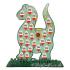 Reusable 6mm Dinosaur Chocolate Orange & Kinder Egg Advent Calendar (other designs available)