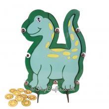 Dinosaur reward chart drop box