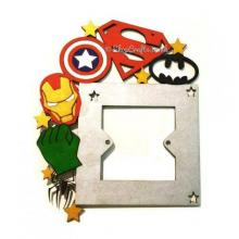 Superhero Light Switch Surround