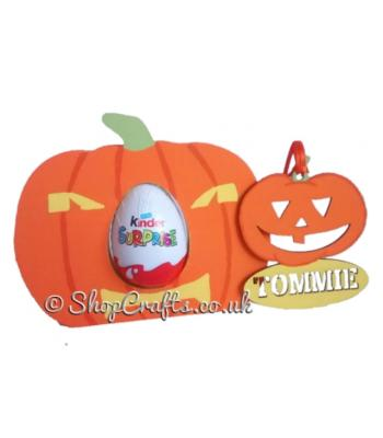 Personalised Pumpkin Halloween *SPECIAL OFFER* Treat Gift Set - More Designs Available