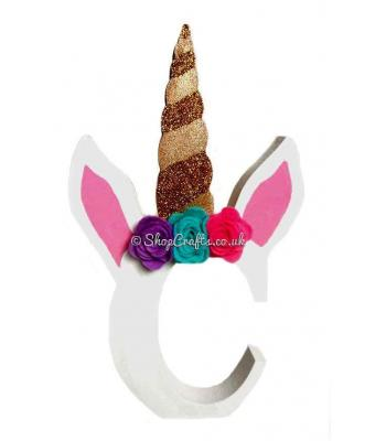 Unicorn 18mm thick freestanding Lettering