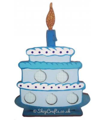 Birthday Cake £1 Coin Holder