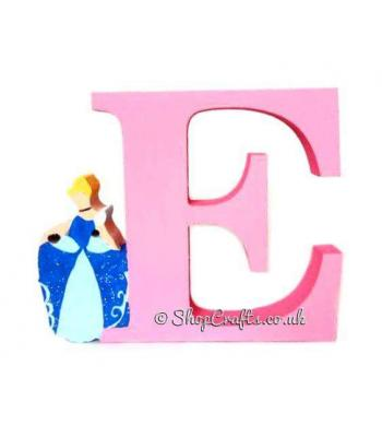 Princess 18mm thick Freestanding Letter * More Designs Available