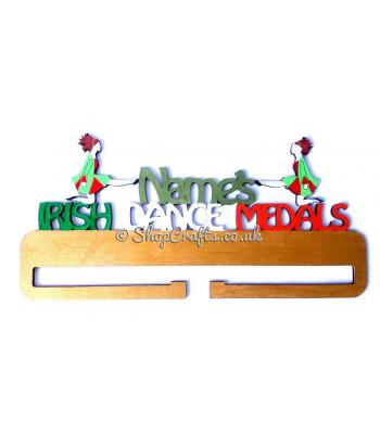 Irish Dance Personalised Medal Holder *More Designs Available