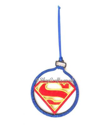 The People's Champion Hanging Christmas Tree Bauble - More Designs Available