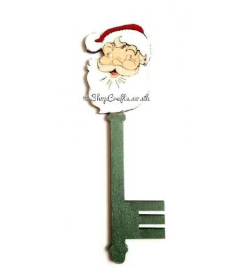 Magic Christmas Santa Key