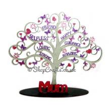 Mother's Day Word Tree *More Designs and Options Available