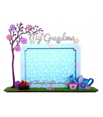 My Grandma 3D Photo Frame with stand *More Options Available