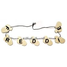 Personalised Hanging Boxing Glove Bunting - More Designs Available