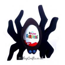 Spider 18mm thick freestanding Chocolate Kinder Egg Holder *More designs available.