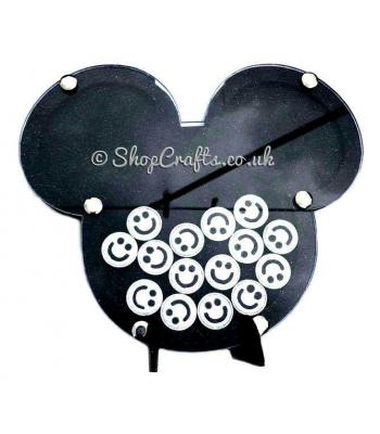 Mickey Mouse inspired reward chart drop box