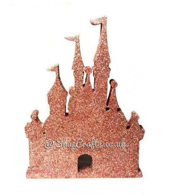 Freestanding 18mm thick Princess Castle