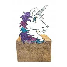 Unicorn head money box