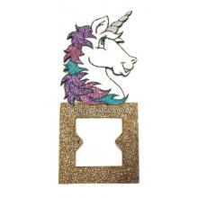 Unicorn head light switch surround