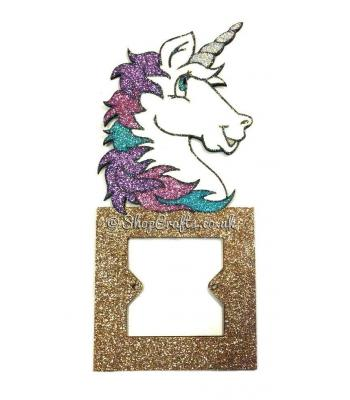 Unicorn head light switch surround