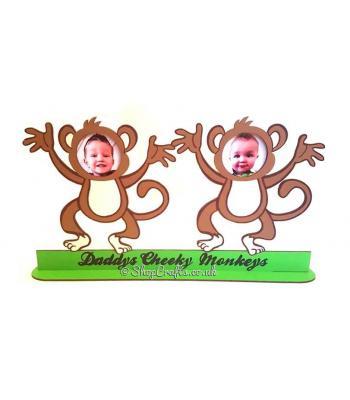 Freestanding Monkey Frame