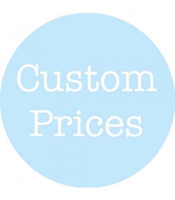 MagicLittleGifts Custom Prices