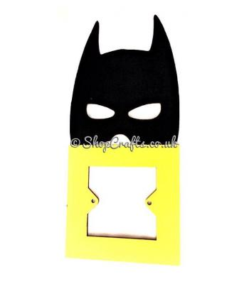 Batman Mask Childrens Light Switch Surround