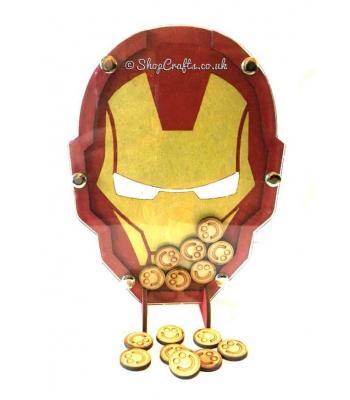 Iron man reward drop box