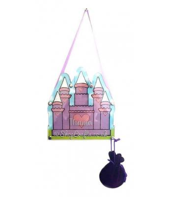 Princess Castle Token Reward Chart Drop Box