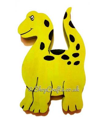 Freestanding 18mm thick Dinosaur Shape