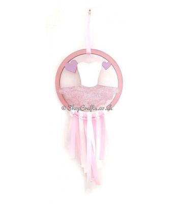 Mini Ballerina Tutu Dream Catcher