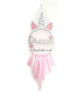 Dream Unicorn Dream Catcher