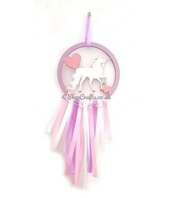 Mini Unicorn Dream Catcher