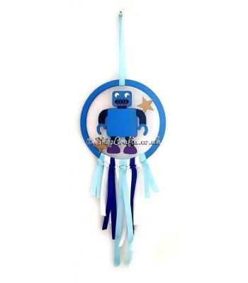 Mini Robot Dream Catcher